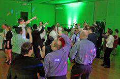 Action auf der Hochzeitsparty in Hildesheim