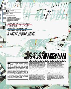 :IdN v18n1: Flat (Free*) Graphics on Editorial Design Served