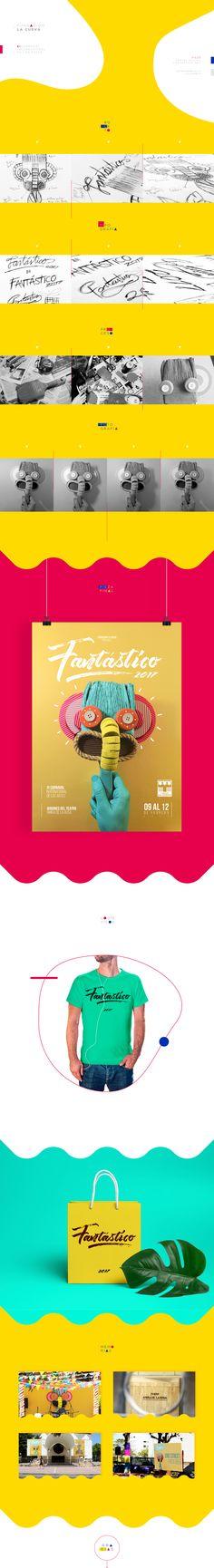 Cartel oficial realizado para la edición XI del Carnaval Internacional de las Artes - 2017 realizado en la ciudad de Barranquilla - Colombia.