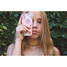 Donuts iPhone case & Luna Choker! WILDESTDENIMDREAMS.COM