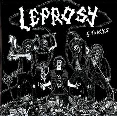 Leprosy Single Cover
