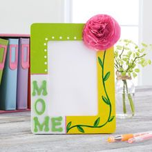 """Kids Club® """"MOM/ME"""" Mother's Day Wood Frame"""