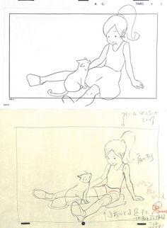 (2) Twitter Manga Drawing Tutorials, Manga Tutorial, Sketches Tutorial, Art Tutorials, Human Figure Sketches, Figure Sketching, Figure Drawing Reference, Animal Drawings, Art Drawings