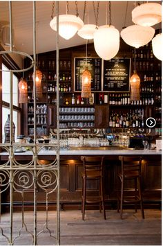 Janelle McCulloch's Library of Design: Dining by Design: 10 Beautiful Brasserie Interiors
