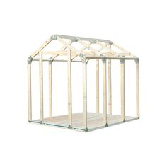 Found it at Wayfair.ca - Peak Roof 7 ft. W x 6 ft. D Storage Shed Kit