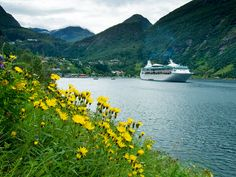 The beauty of Norway. #cruise