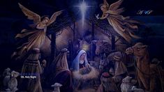 The Christmas Crib (crèche) dates back to St. Francis of Assisi (Feast October It was in 1293 that the first crèche was celebrated in the woods of Greccio near Assisi, on Christmas Eve. Christmas Nativity Scene, Christmas Art, Nativity Scenes, Christmas Lights, Serbian Christmas, Christmas Prayer, Christmas Classics, Christmas Manger, Christmas Bells