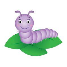 A cute purple caterpillar Caterpillar, Illustrator, Insects, Doodles, Cartoon, Purple, Drawings, Creative, Cute
