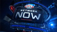 NFL Network Total Access Rebrand by Billy Cummings, via Behance