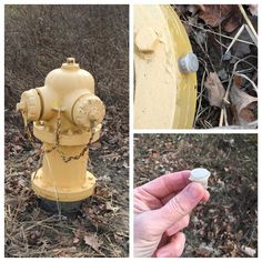 Sneaky micro on a fire hydrant. If it has been painted yellow, it would be really sneaky (or just plain cruel). #IBGCp