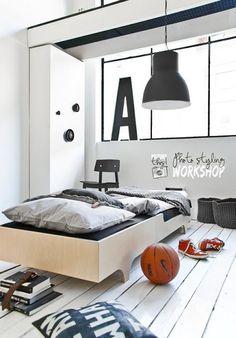 #children's spaces #kids' bedrooms #interior design
