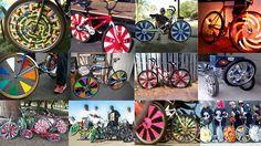 "Scraper Bikes: Saving Kids' Lives and ""Going Green in The 'Hood"" : TreeHugger Bike Meme, Bike Parade, Bike Messenger, Car Repair Service, Balance Bike, Know Your Meme, My Ride, Go Green, Custom Bikes"