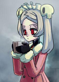 Untitled by Kuroirozuki on DeviantArt Skullgirls, Video Game Art, Video Games, Blue Da Ba Dee, Gamers Anime, Cartoon Games, Best Waifu, Games For Girls, Anime Comics
