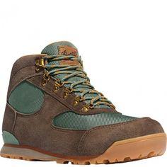37360 Danner Men's Jag Hiking Boots -Timberwolf/Dark Forest www.bootbay.com