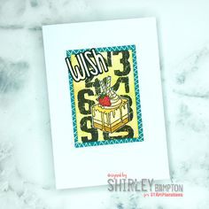 Card by Shirley