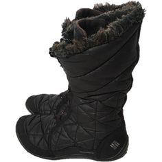 941dc23e4b8 Columbia Women s size 8 39 Minx Faux Fur OmniHeat Waterproof Snow Boots  Shoes