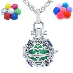 REYOW Fashion Jingle Bell Hollow CZ Locket Box For Fragra... https://www.amazon.com/dp/B01LYNHK66/ref=cm_sw_r_pi_dp_x_Oo86xb5C4RDCK