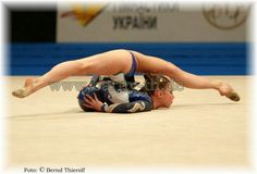 Another torture Ballerina Feet, Flexibility, Sumo, Wrestling, Sports, Lucha Libre, Hs Sports, Ballet Feet, Back Walkover