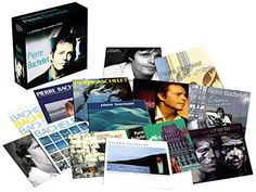 Pierre Bachelet - L'integrale Des Albums Studio