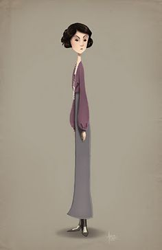 Downton Abbey - Lady Mary