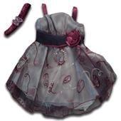Cinderella 2 Pieces Formal Dress Set - Baby Girls Clothes