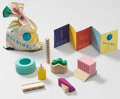Helsinki Wooden Toy Blocks