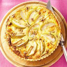 23 september - Roombrie in de bonus - Recept - Briequiche met appel - Allerhande