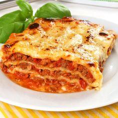 My favourite food! Lasagne