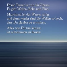 Trauerspruch Words Quotes, Life Quotes, Pop Culture Trivia, Best Quotes Images, Tears In Heaven, Missing Quotes, Child Loss, Life Pictures, Live Love