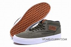 Now Buy Vans Half Cab Dark Green Mens Shoes Discount Save Up From Outlet Store at Footlocker. Puma Shoes Online, Jordan Shoes Online, Mens Shoes Online, Discount Jordans, Discount Sneakers, Jordan Shoes For Women, Air Jordan Shoes, Buy Vans