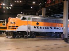 Old Sac (Sacramento Old Town) and California State Railroad Museum