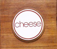 vintage glass cheese dome with teak wood by vintagebyalexkeller, $29.99