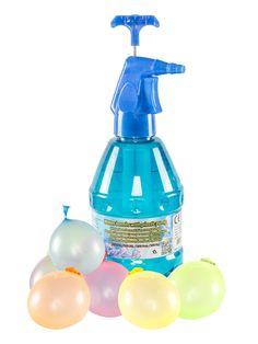 Wasserbomben-Set mit Pumpe 251-teilig bunt 34x12x12cm. Aus der Kategorie Scherzartikel / Scherzartikel. Schon Pläne fürs Wochenende? Wie wäre es mit einer netten Wasserbomben-Schlacht im Garten? Die Wasserballons bringen die perfekte Erfrischung für warme Sommertage!