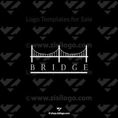 Bridge Logo Templates. Logo Store - Logo Stock. Buy High quality logo design templates at low prices. Consulting, Financial, Law logo design. Buy Now! >>