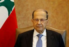 Lebanon's Aoun - talks underway amid disputes with Israel over border wall, energy - Reuters