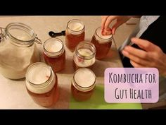 Do you love kombucha but hate how pricey it can be? Have you ever wanted to make it at home but thought it was too hard or too scary? Kombucha Recipe, Kombucha Tea, Juice Master, Kombucha Benefits, Kombucha How To Make, Brew Your Own, Fermented Foods, How To Make Homemade, Program Design