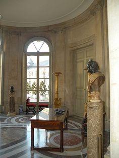 Hôtel Matignon - vestibule