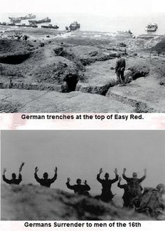 German trenches at the top of Easy Red, Omaha beach. German trenches at the top of Easy Red, Omaha beach. War Photography, Types Of Photography, Aerial Photography, Wildlife Photography, Street Photography, Landscape Photography, Battle Of Normandy, D Day Normandy, Normandy Beach