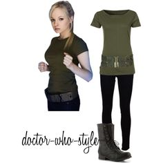 Jenny - The Doctor's Daughter @Christen Albert this is who Trystin needs to be!!! @Sara Helbert
