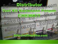 Distributor Test Kit Chemkit | Test Kit Keamanan Pangan by Rafimedika.com Jensen via slideshare