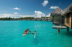Foto - bora bora - tahiti, the st. Packing List For Travel, Cruise Travel, Bora Bora Resorts, Travel Destinations Beach, Road Trip With Kids, Health Research, Social Determinants Of Health, The St, Greece Travel