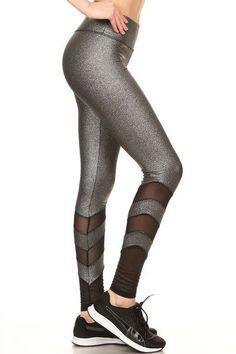 bafd8aa075636 8 лучших изображений доски «Silver leggings»   Silver leggings ...