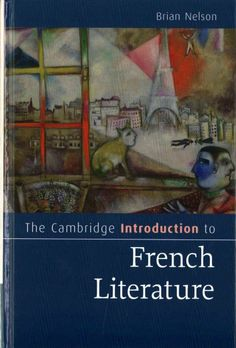 The Cambridge introduction to French literature / Brian Nelson.