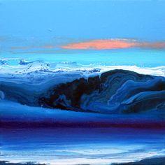 """Saatchi Online Artist Jacob Jugashvili; Painting, """"Flow I"""""""