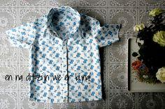Shirt sew along by Mamasha op Flickr, via Flickr