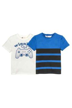 H&M - 2-pack T-shirts £6.99