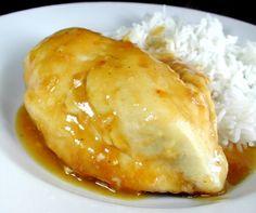 Apricot Chicken 4 Ingredients Recipe - Genius Kitchensparklesparkle