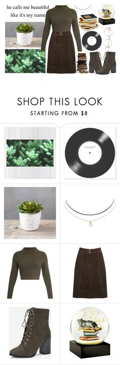 """""""Only thing I have of him    day 2"""" by prttylilgirl ❤ liked on Polyvore featuring Humble Chic, M&Co, Cool Snow Globes and marias5k"""