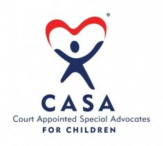 CASA - Court Appointed Special Advocates. A charity my sorority supported. CASA advocates for  neglected or abused children in the court system. CASA ensures no child slips through the cracks and has a support system while being placed for adoption.