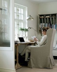 The perfect office space...